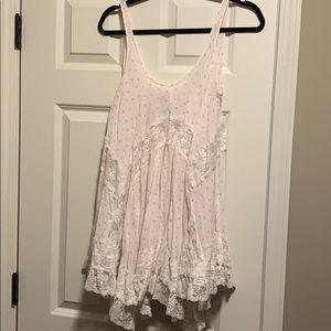 Free people lace slip